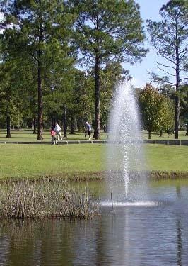 kasco golf fountain